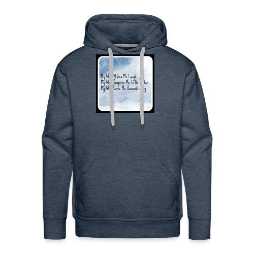 Mens shirt design - Men's Premium Hoodie