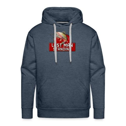 outdoor man merchandise - Men's Premium Hoodie