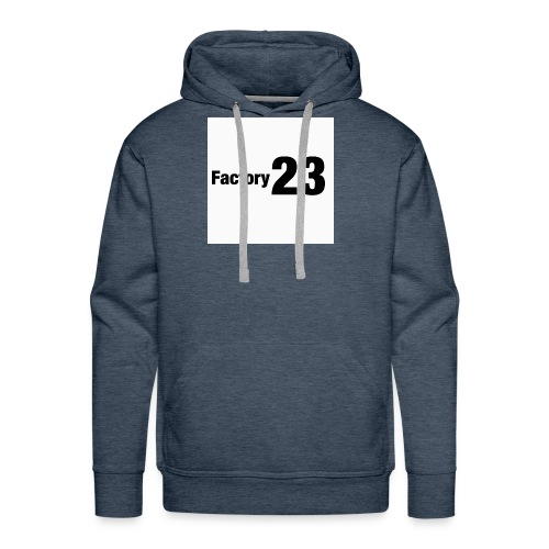 Factory 23 - Men's Premium Hoodie