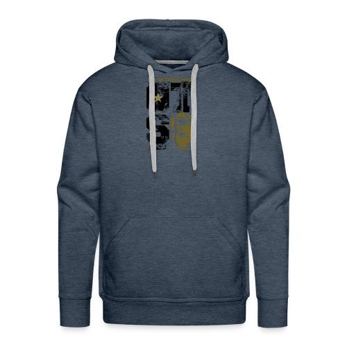 onlythestrongsurvive - Men's Premium Hoodie