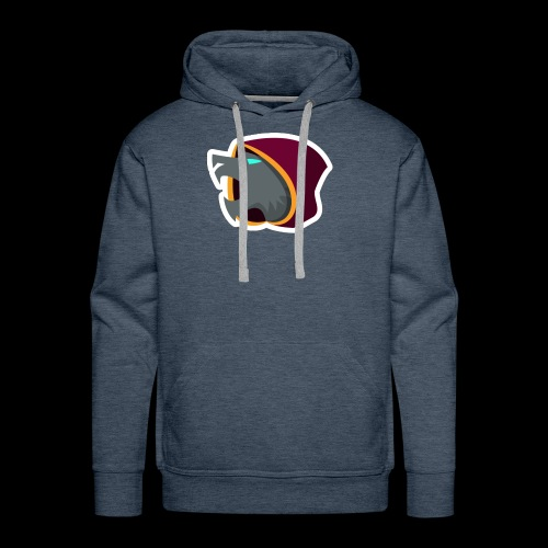 Wolf Seer Icon - Men's Premium Hoodie