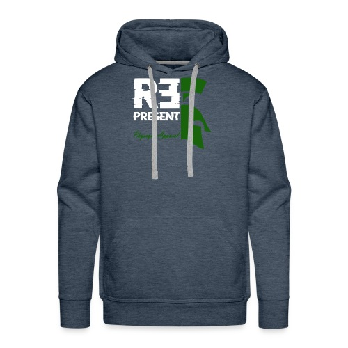repstate - Men's Premium Hoodie