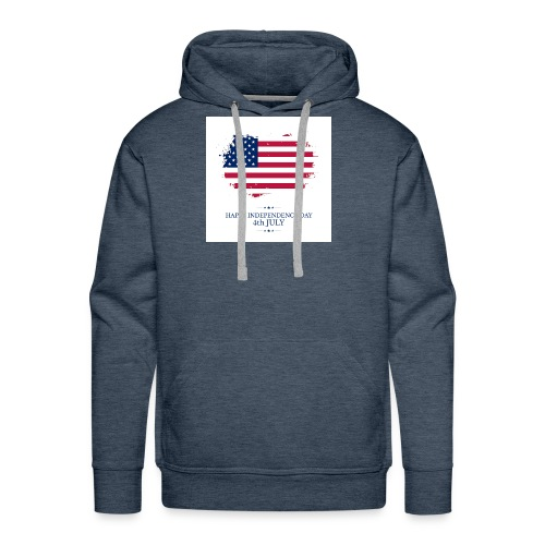 Independence Day IMG 0433 - Men's Premium Hoodie