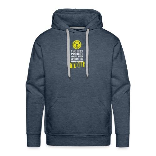 Gymfit - Men's Premium Hoodie