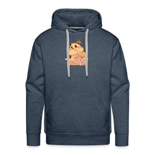 Chappy the Hamster - Men's Premium Hoodie