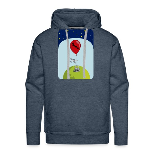dreams balloon and society 2018 - Men's Premium Hoodie