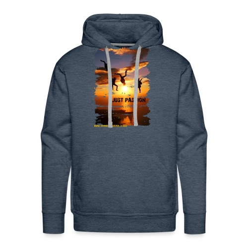 JUST PASSION - Men's Premium Hoodie