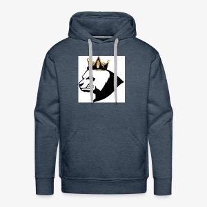 Panda squad hoodie - Men's Premium Hoodie