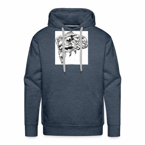 Bass T-shirt - Men's Premium Hoodie
