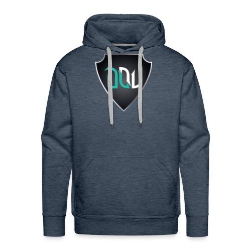 DoV Logo Final big version - Men's Premium Hoodie