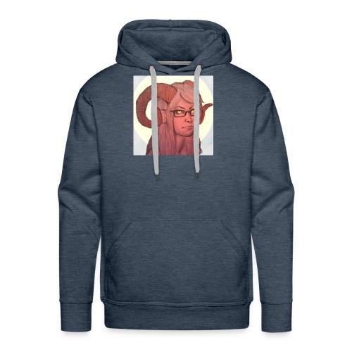 Syn Logo 3 - Men's Premium Hoodie