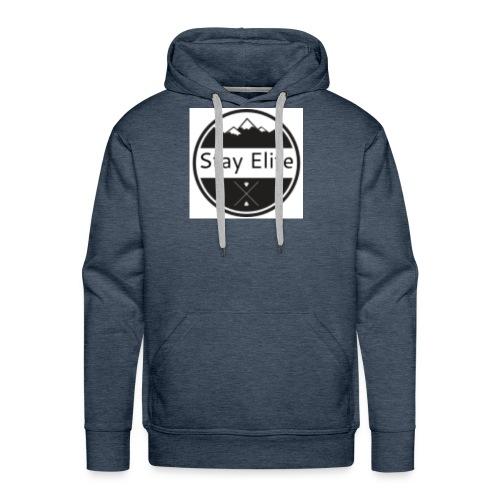 Stay Elite Shirt - Men's Premium Hoodie