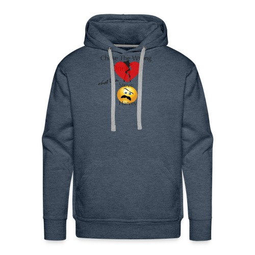 The Wrong One - Men's Premium Hoodie