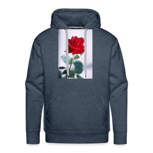 Grovi Rose - Men's Premium Hoodie