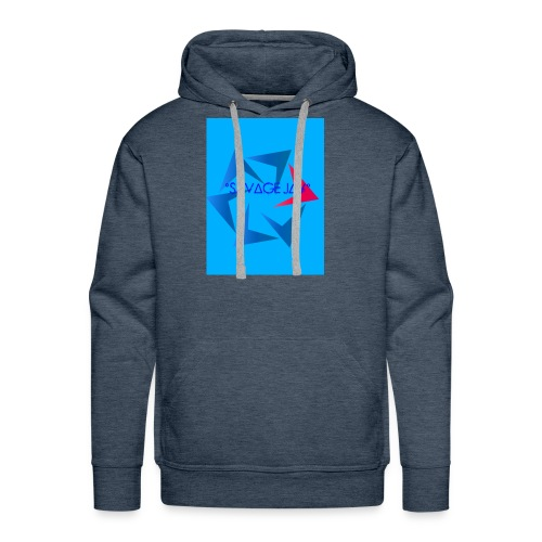SAVAGE MERCH - Men's Premium Hoodie