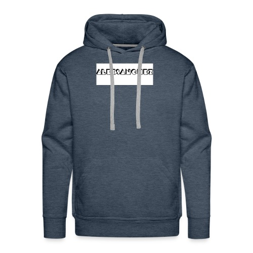 Because my dream is to have my name on some merc - Men's Premium Hoodie