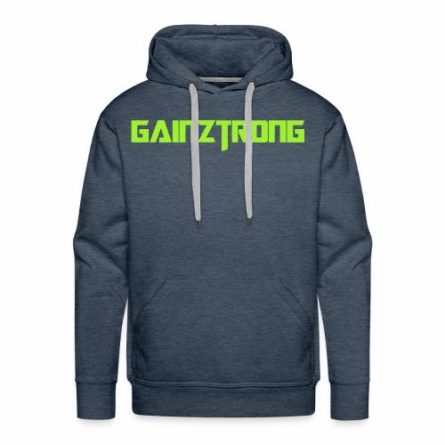Gainztrong - Men's Premium Hoodie