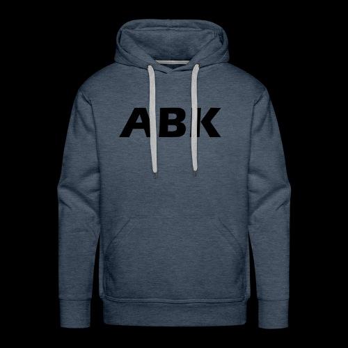 ABK Black - Men's Premium Hoodie