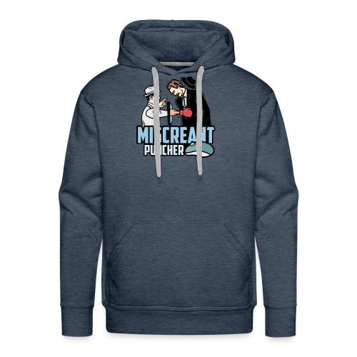 Miscreant puncher - Men's Premium Hoodie