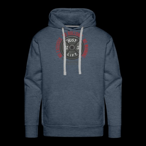 JUST LIFT - Men's Premium Hoodie