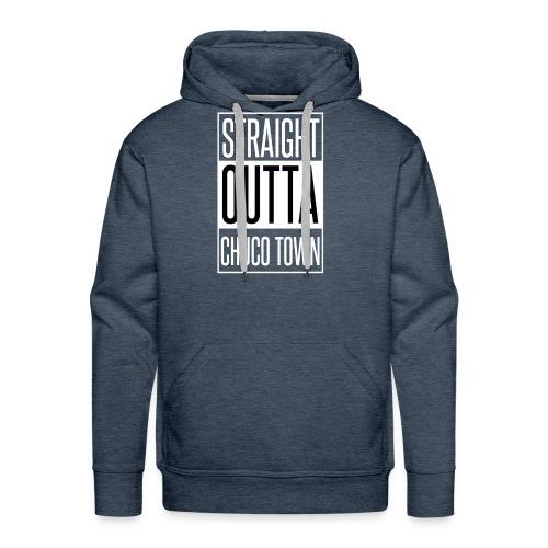 Straight Outta Chuco Town T-Shirts - Men's Premium Hoodie