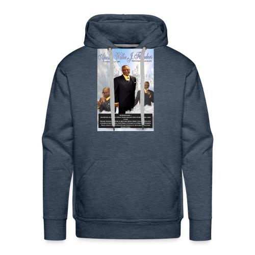 Apostle Flanders Designs - Men's Premium Hoodie
