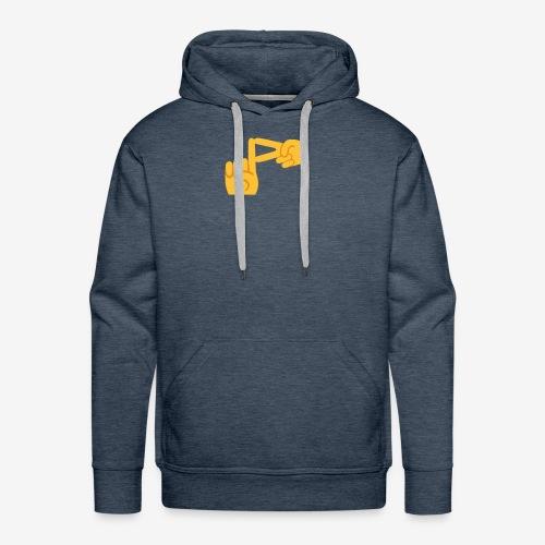 Official Pixomar Logo Design Shirt - Men's Premium Hoodie