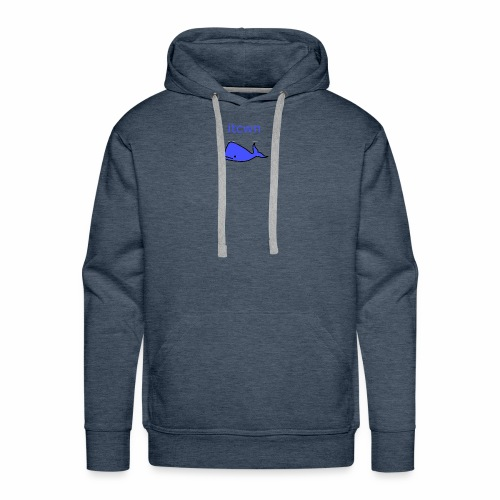 In The Corner With Neil - Men's Premium Hoodie