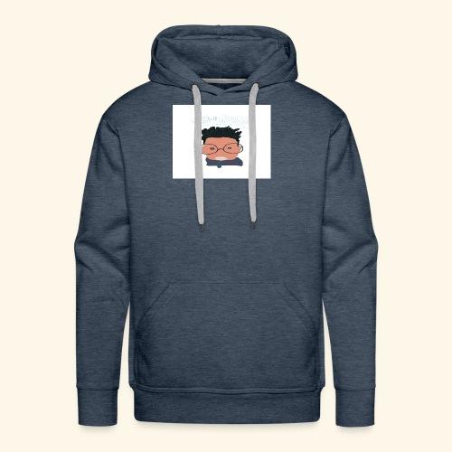 weiweigang logo edit - Men's Premium Hoodie
