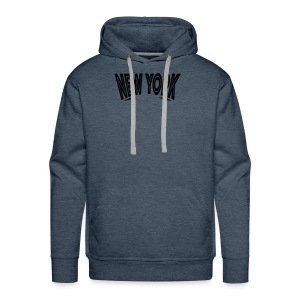 New York Looking - Men's Premium Hoodie