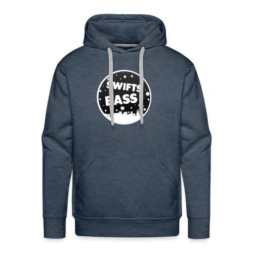 Swifts Bass Logo - Men's Premium Hoodie