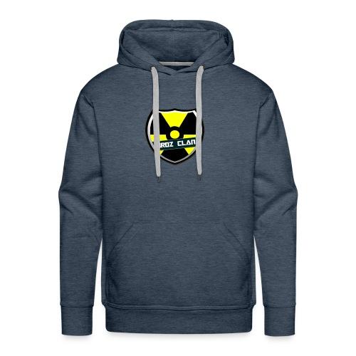 BroZ Logo no back - Men's Premium Hoodie