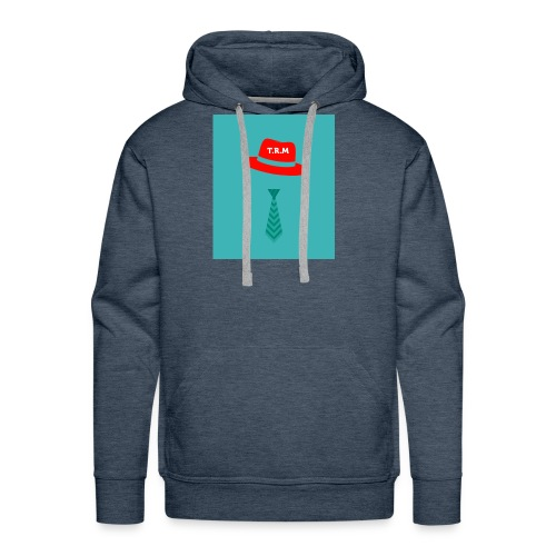 The Robloxian Musketeers Logo Merchandise - Men's Premium Hoodie