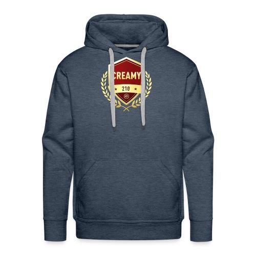 CREAMY210 Original FUT Champions Logo - Men's Premium Hoodie