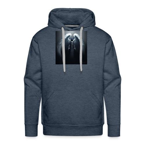 Angel of Death - Men's Premium Hoodie