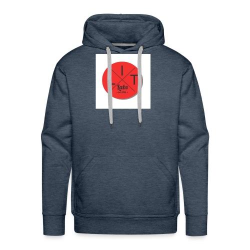 LIT LABS - Men's Premium Hoodie
