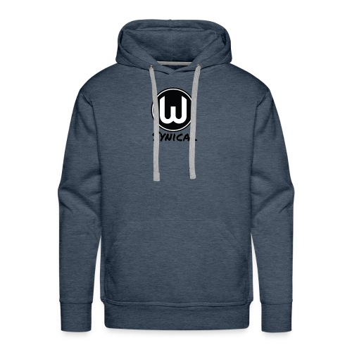 Synical logo - Men's Premium Hoodie