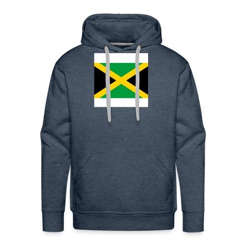 Jamaican Sunshine - Men's Premium Hoodie