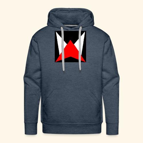 zoom logo - Men's Premium Hoodie