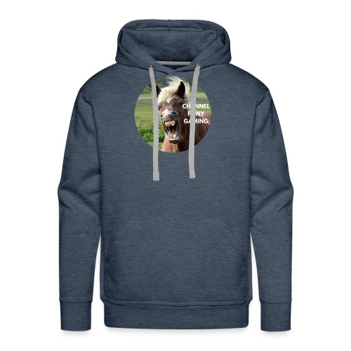 Channel Pony Gaming - Men's Premium Hoodie