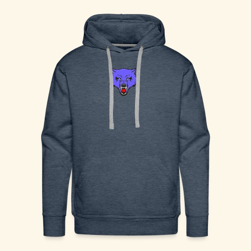 WolfRox Merch - Men's Premium Hoodie