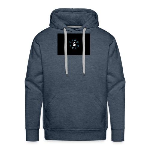 PicMonkey Sample - Men's Premium Hoodie