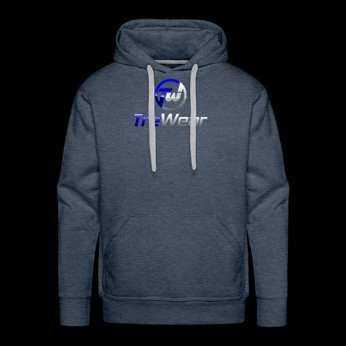 TRE Wear Logo - Men's Premium Hoodie