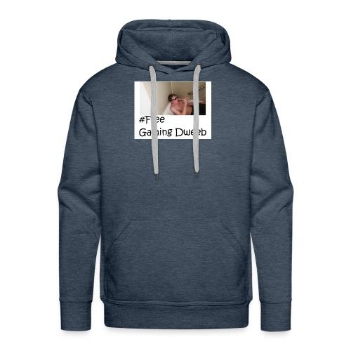 #FreeGamingDweeb - Men's Premium Hoodie