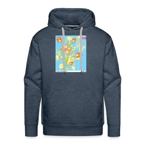 flowers67 - Men's Premium Hoodie