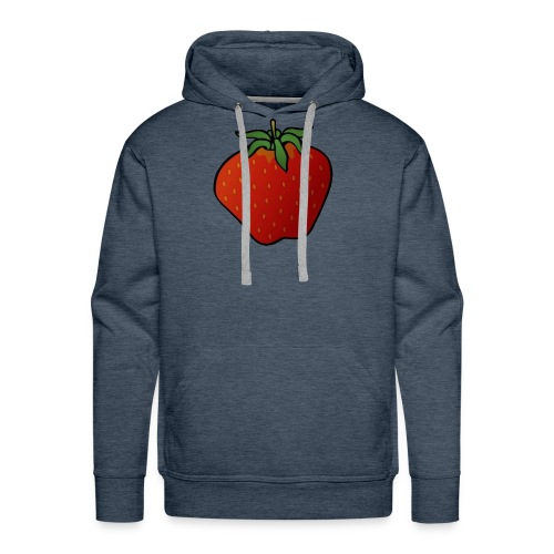 Berry - Men's Premium Hoodie