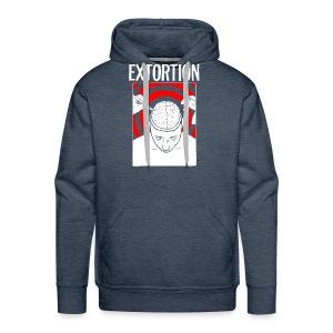 Extortion Brain - Men's Premium Hoodie