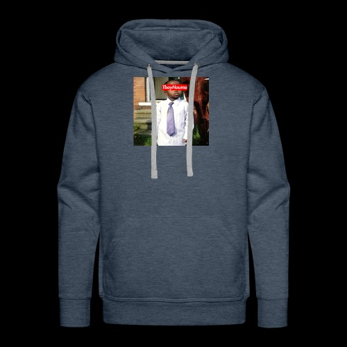 Tboyhouma Baby Pic Edit Merch - Men's Premium Hoodie