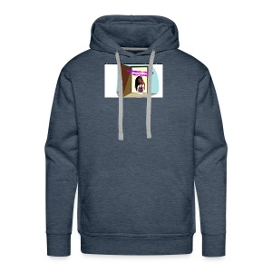 TheFriendlyGamerNextDoor's Shirt!!! - Men's Premium Hoodie