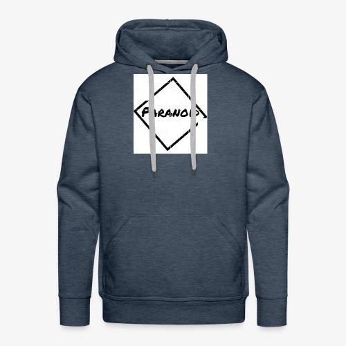 paranoid - Men's Premium Hoodie